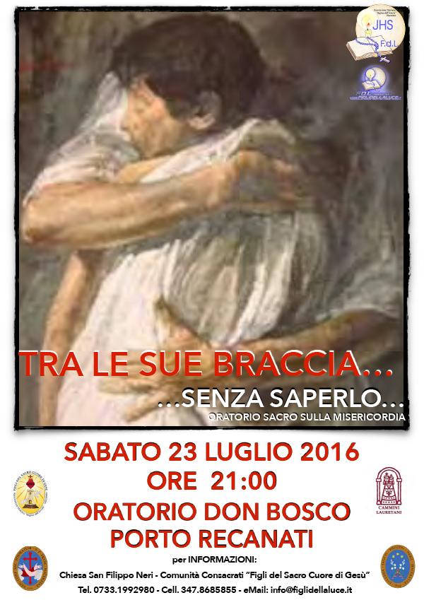 2016 07 23 Oratorio sulla Misericordia Porto Recanati